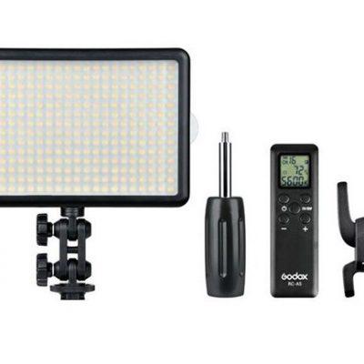 Godox LED camera verlichting - LED 308Y