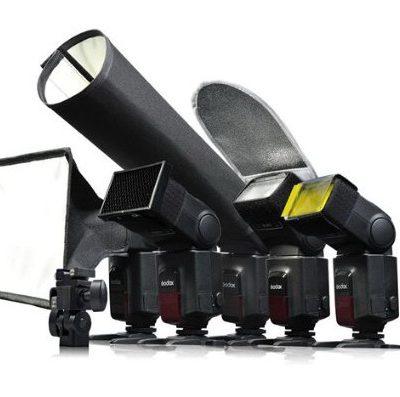 Godox SA-K6 Flitser-accessoire Kit