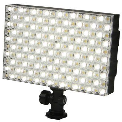 Ledgo B160C LED camera verlichting + NP-FH100 accu