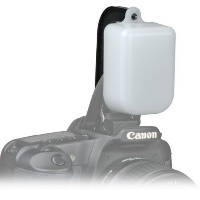Omni-bounce voor Canon EOS 20D