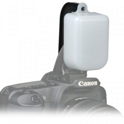 Omni-bounce voor Canon EOS 40D