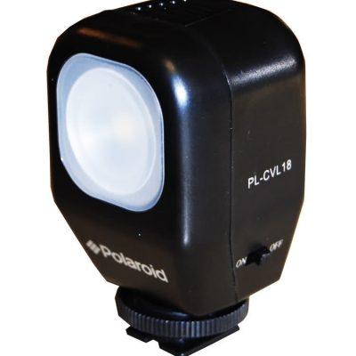 Polaroid Video Light voor camcorders