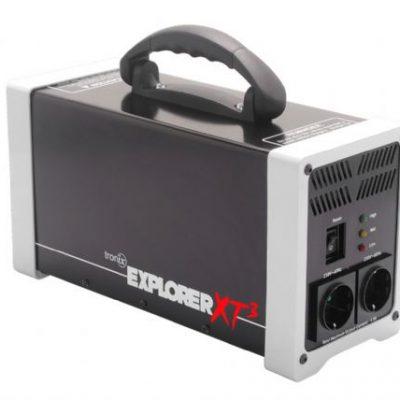 Tronix Generator Explorer XT3 2400Ws incl. tas