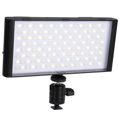 Falcon Eyes Bi-Color LED Lamp Set T6 incl. Accu