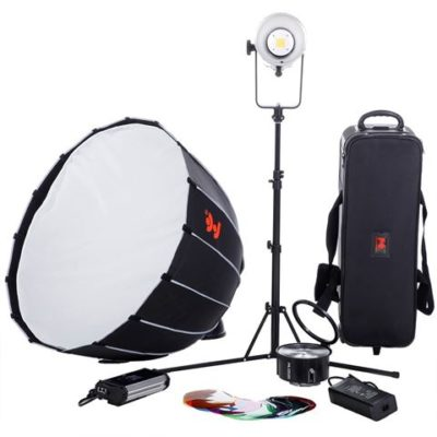 Falcon Eyes Bi-Color LED Lamp Set Dimbaar BL-30TD-K1